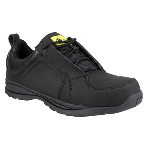 amblers womens safety shoes metal free