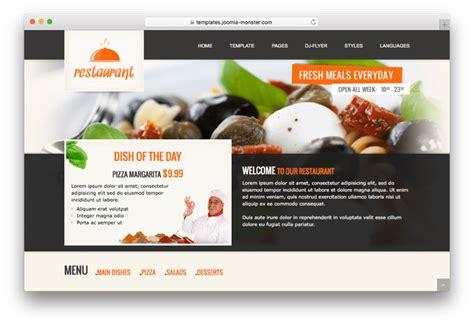 joomla restaurant template 20 best restaurant joomla templates for food ordering