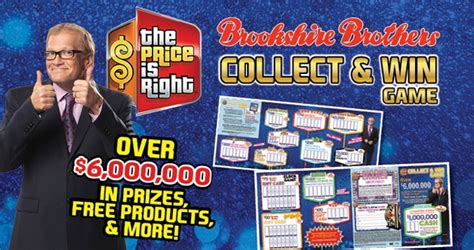 brookshire brothers price is right sweepstakes - Brookshirebrothers Com Sweepstakes
