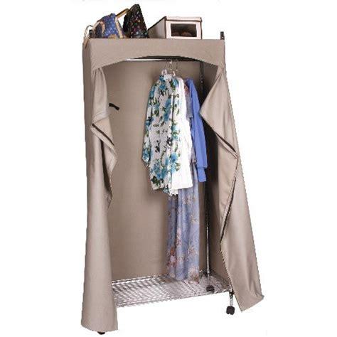 Portable Closet Cover by Premium Portable Wardrobe Closet W Usa Made Cover
