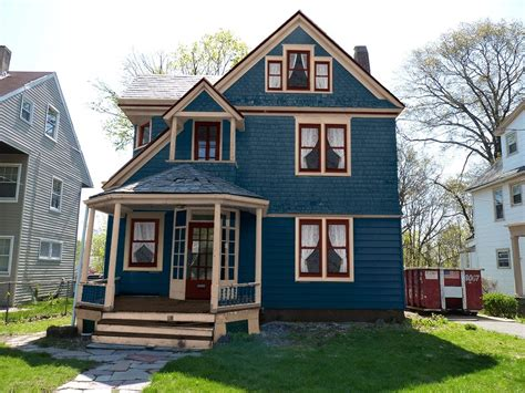 color houses improve curb appeal before after photos