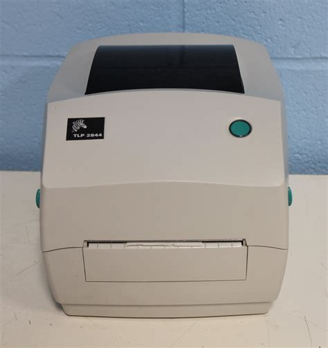 Refurbished Zebra Technologies Inc TLP 2844 Label Printer