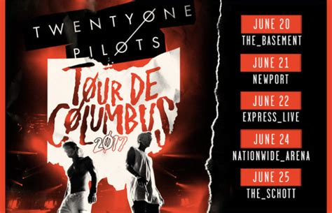 Twenty One Pilots Is Tour Iphone All Semua Hp twenty one pilots tour de columbus mix 107 9mix 107 9
