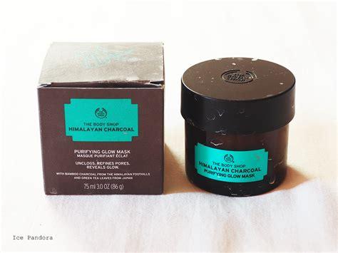 Masker Charcoal pandora tbs himalayan charcoal mask