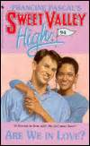Serial Sweet Valley High Francine Pascal are we in sweet valley high series 94 by francine pascal paperback barnes noble 174