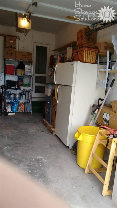 home storage solutions 101 how to declutter your garage without making a bigger mess