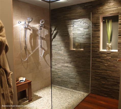 stone veneer bathroom bali cloud pebble tile natural stone veneer tranquil
