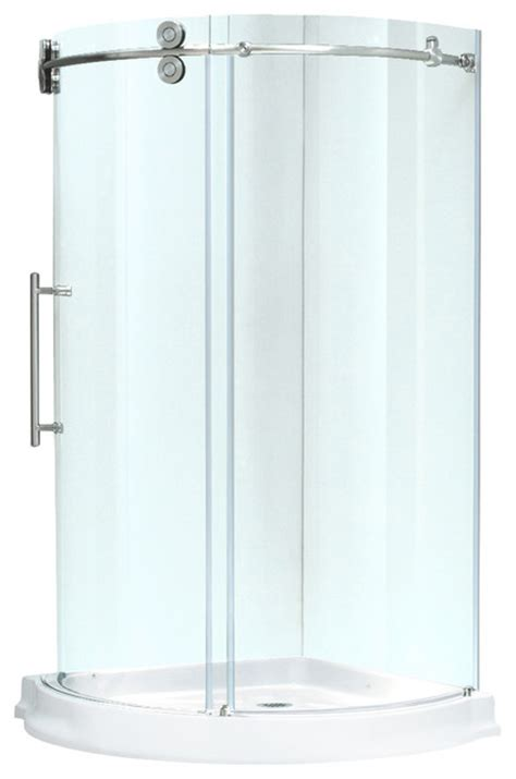 36x36 shower vigo 36x36 frameless 5 16 quot steel shower enclosure