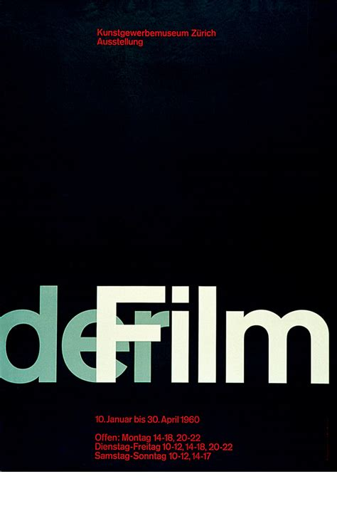 typography documentary josef m 252 ller brockmann pioneer of swiss graphic design