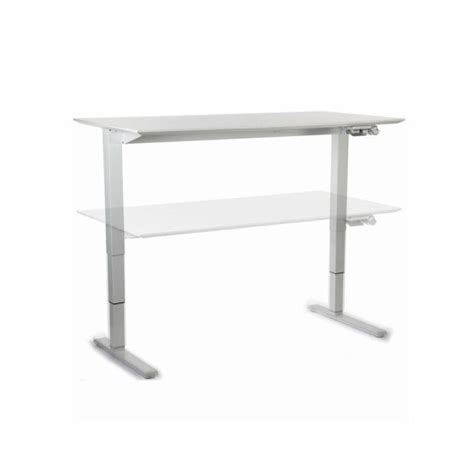 Humanscale Sit Stand Desk Humanscale Float Desk From Relax The Back Float Is A Height Adjustable Sit Stand Table That