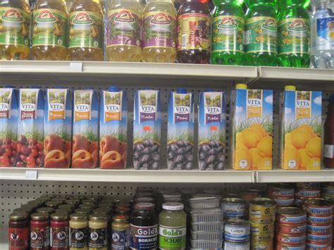 Canned Fish Shelf by Eats Neighborhood Market Bite Club Seven Days