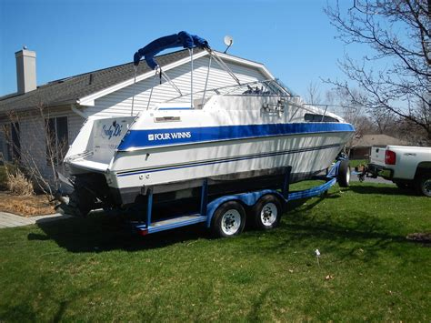 winterizing a four winns boat four winns 245 vista 1993 for sale for 6 900 boats from
