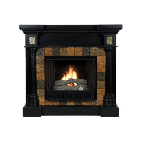 Black Friday Electric Fireplace by Black Friday Sei Convertible Gel Fuel Fireplace