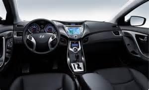 Hyundai Inside 2012 2012 Hyundai Elantra窶