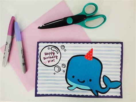 Birthday Cards For Ideas Cute Diy Birthday Card Ideas