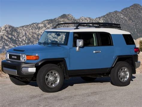 Used Toyota Fj Used Toyota Fj Cruisers Are Selling For Money Dpccars