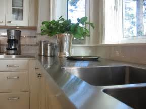 Stainless Steel Countertops 5 Different Countertop Choices You Should Consider