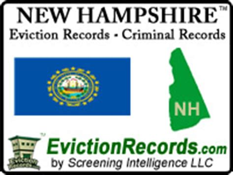 State Of New Hshire Criminal Record Release Authorization Form New Hshire Criminal Records Nh Tenant Eviction Search