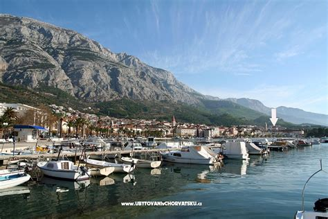 appartamenti makarska appartamenti pa蝪ali艸 makarska croazia alloggi