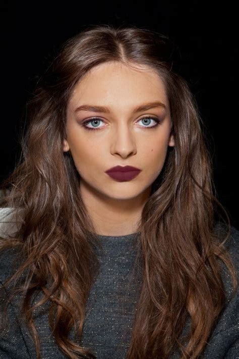 fall lipstick 2014 on pinterest bordeaux lip fall look about face pinterest fall