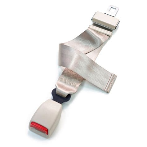 type a seat belt adjustable seat belt extension type a beige