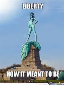 Statue Of Liberty Meme - liberty by voyager meme center