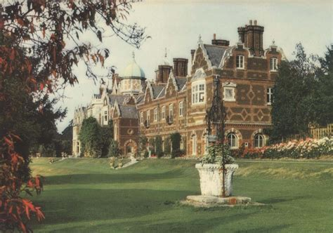 royal house sandringham house country home of the british royal family 171 interior design files