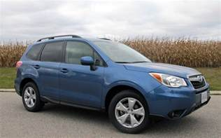 Subaru Forester 2015 2015 Subaru Forester 2 5i Touring Review Wheels Ca