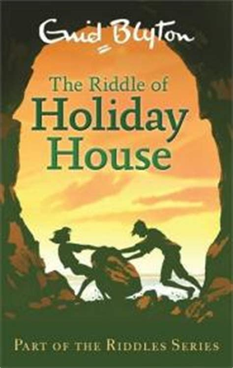 the riddle of house by enid blyton