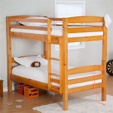 futon massivholz bedroom bunk bed for wood with futon modern