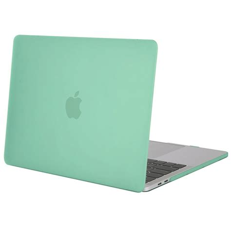 Hardcase Macbook Pro frosted 13 quot retina macbook pro 2016 green