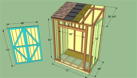 How To Build A Lean To Storage Shed todan more potting shed plans diy blueprints