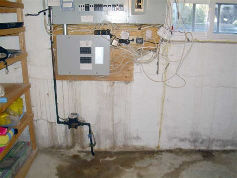 how to fix water in basement water damage water damage house