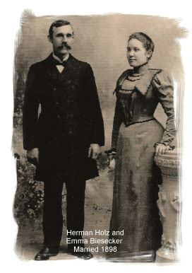 Bernhard H Mayer Estelle grant s pass courier marriage engagement anniversary