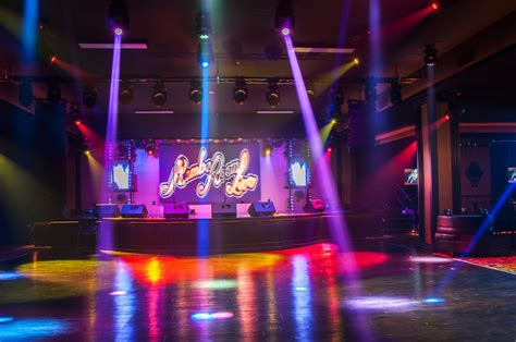 Elation Lighting by Elation Lighting And Systems Help Rumba Room Live
