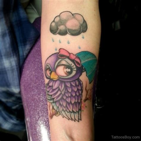 cartoon owl tattoo designs tattoos designs pictures page 3