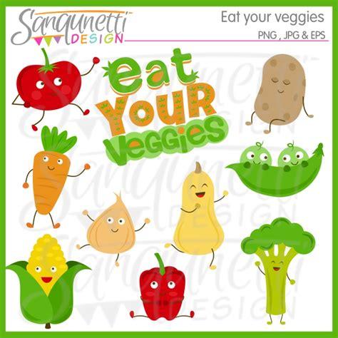 Eat In Kitchen Design Sanqunetti Design Eat More Veggies Clipart