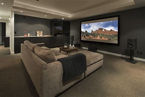set   video projector  home theater viewing