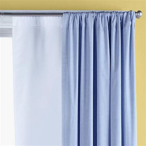 room darkening curtain liners in the dark blackout liner