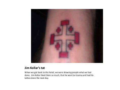 jerusalem cross tattoo jerusalem cross tattoos