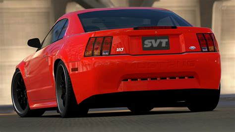 2000 Ford Mustang SVT Cobra R (Gran Turismo 6) by