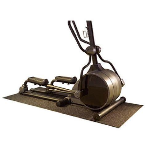 Eliptical Mat by Supermats Elliptical Rowing Machine Mat 49 99