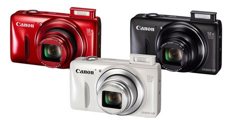 Kamera Canon Powershot Sx600 Hs canon powershot sx600 hs was launched in early 2014 digital review