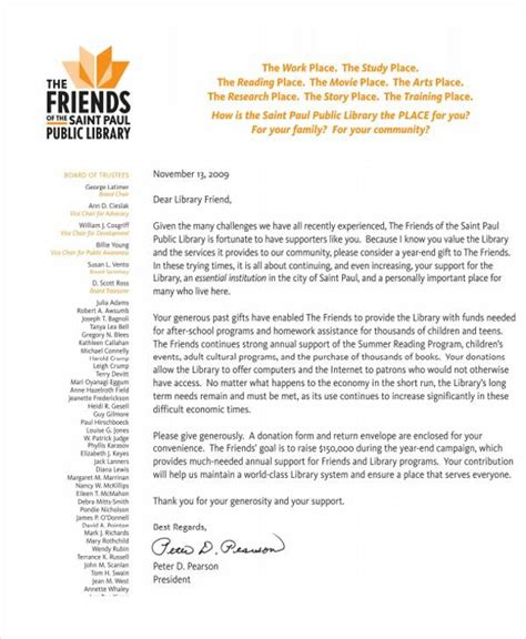 exle of formal solicitation letter sle formal letter format 34 exles in pdf word