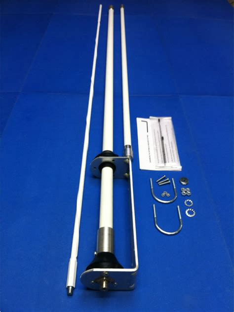 sigma 2011 skip master 5 8 wave cb fibre glass base station antenna 7426799303017 ebay