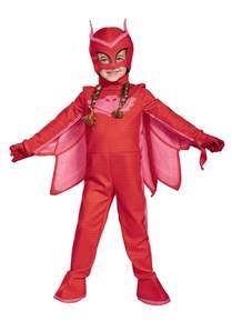 pj masks deluxe owlette costume girls