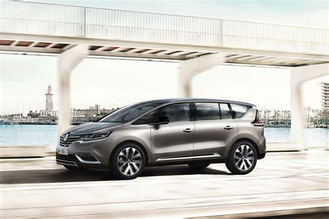 renault espace 2017 2017 renault espace gains new engine modest revisions