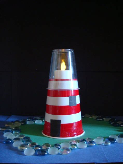 lighthouse craft project best 25 lighthouse craft ideas on