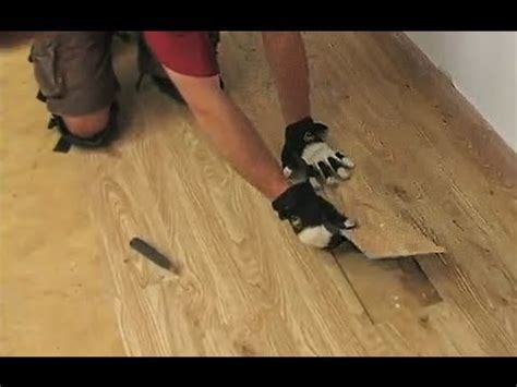 How To Lay Click Wood Flooring by How To Install Lay Vinyl Plank Flooring Special Installation Tips
