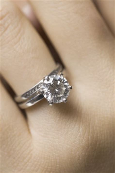 10 Signs Its A Bad Engagement Ring do tell is it bad luck to try on someone s ring